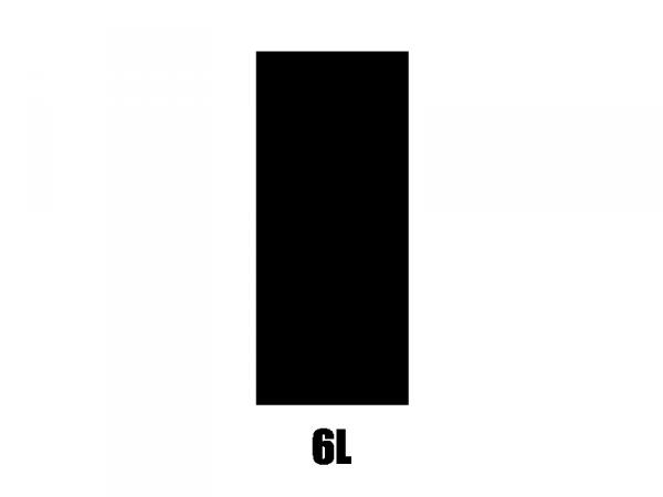 Klucze do gitary GROVER Mid-Size Roto 305 (BC,6L)