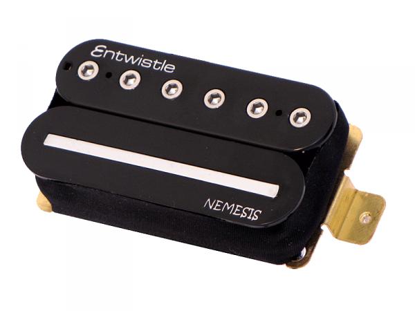 ENTWISTLE Nemesis (BK, neck)