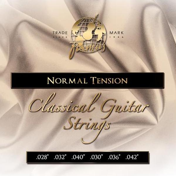 Struny do gitary klasycznej FRAMUS 49450 (normalne