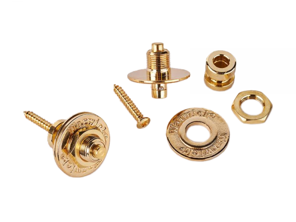 Strap lock system WARWICK Logo (GD)