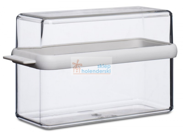 Pojemnik na pieczywo chrupkie STORA 1,6L biały RostiMepal