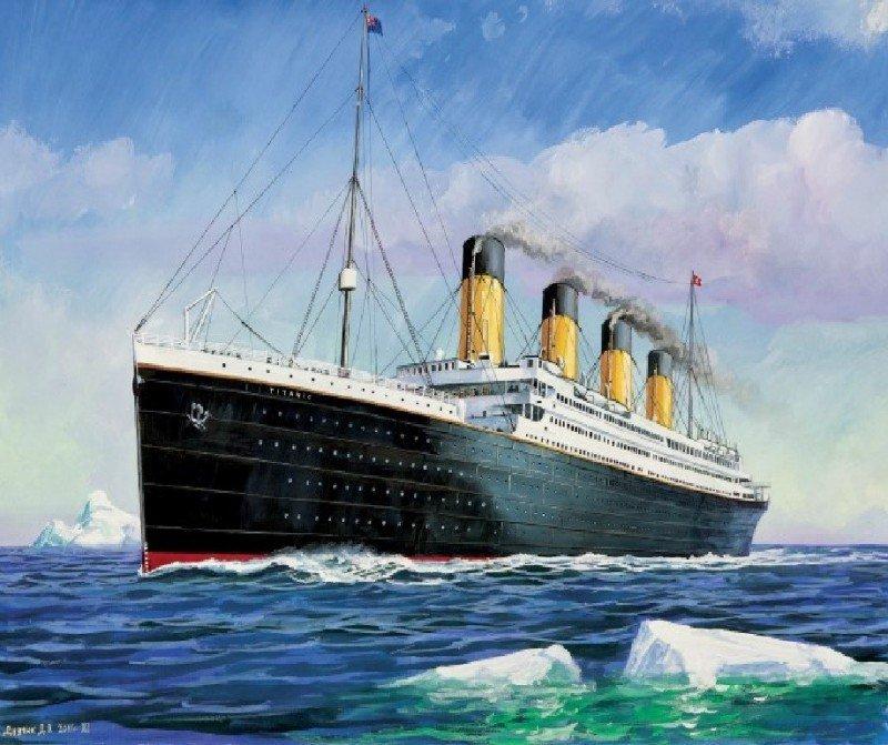 Zvezda RMS Titanic