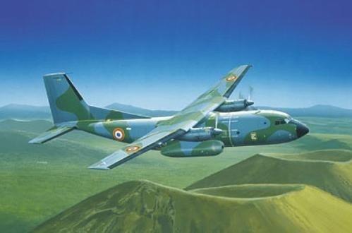 Heller HELLER Transall C-160