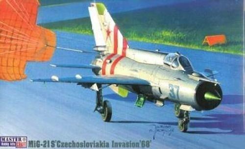Mistercraft MASTERCRAFT MIG-21 Czech oslovia Invasion