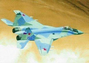 Trumpeter TRUMPETER MiG 29M Fulcrum