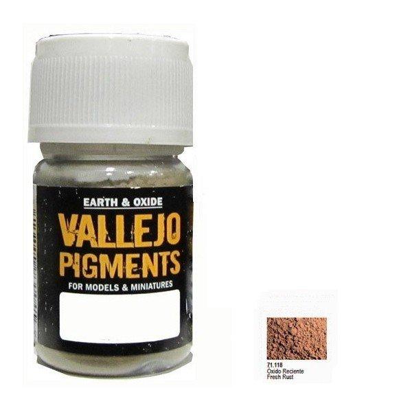 Vallejo Pigment Fresh Rust