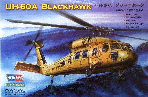 Hobby Boss HOBBY BOSS UH-60A Blackh awk