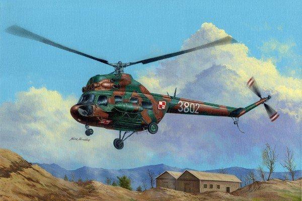 Hobby Boss HOBBY BOSS PZL Mi-2T Hop lite