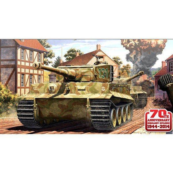 Academy ACADEMY Tiger I mid '70 Anniversary 1944