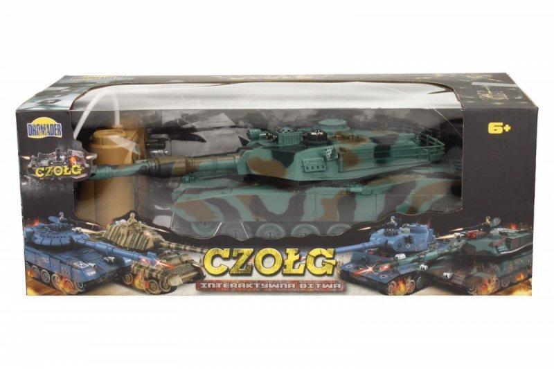 Czołg M1A2 z pakietem