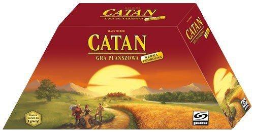 Galakta Gra Catan - wersja podróżna