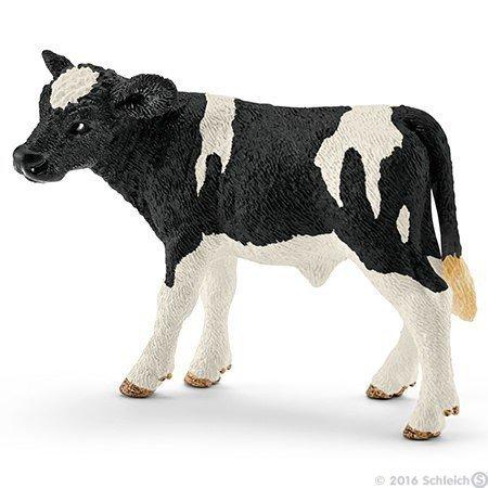 Schleich Cielę rasy Holstein