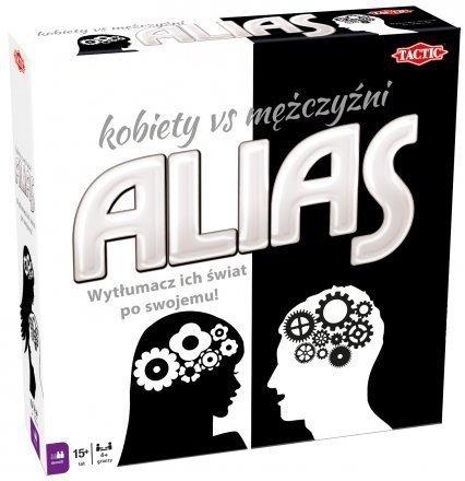 Gra Alias kobiety vs. mężczyźni