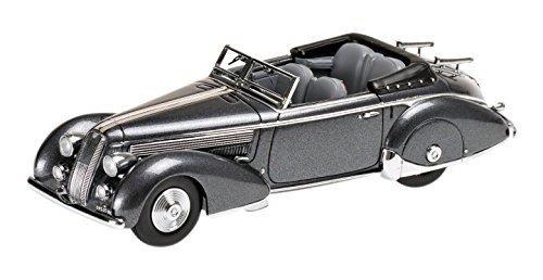 MINICHAMPS Lancia Astura Tipo 233 Corto 1936 (grey metallic)