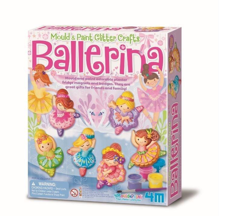 Brokatowe Baletnice