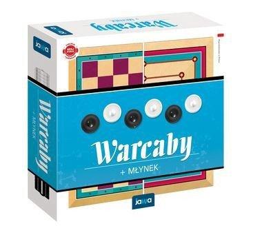 Jawa Gra Warcaby/Młynek 2 gry