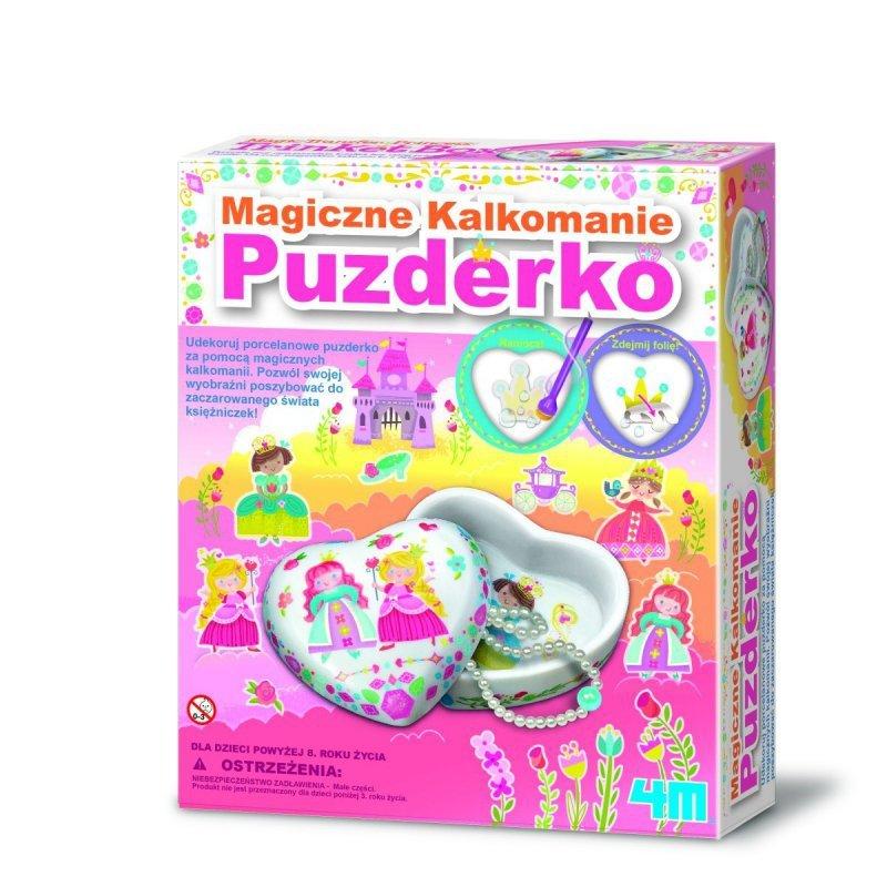 Magiczne kalkomanie Puzderko