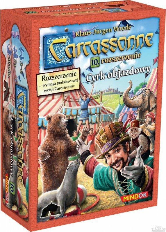 Bard Gra Carcassonne PL 10. Cyrk objazdowy, Edycja 2