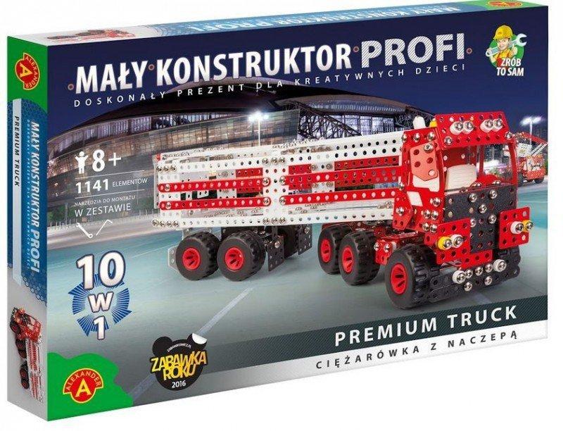 Alexander Mały Konstruktor 10w1 Premium Truck