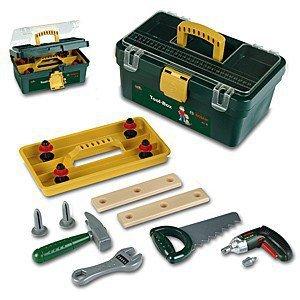 Klein Skrzynka z narzędziami i wkrętarką Bosch