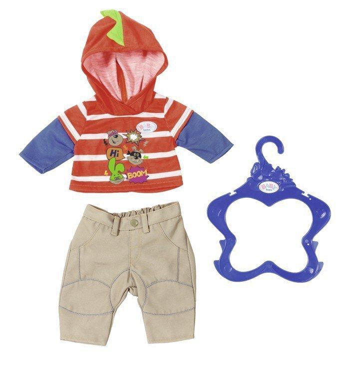 Zapf Ubranka Kolekcja chłopięca Baby Born