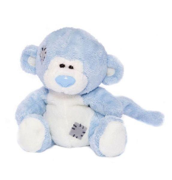 Niebieski Nosek Małpka