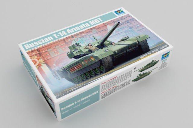 Model plastikowy Rosyjska T-14 Armata MBT