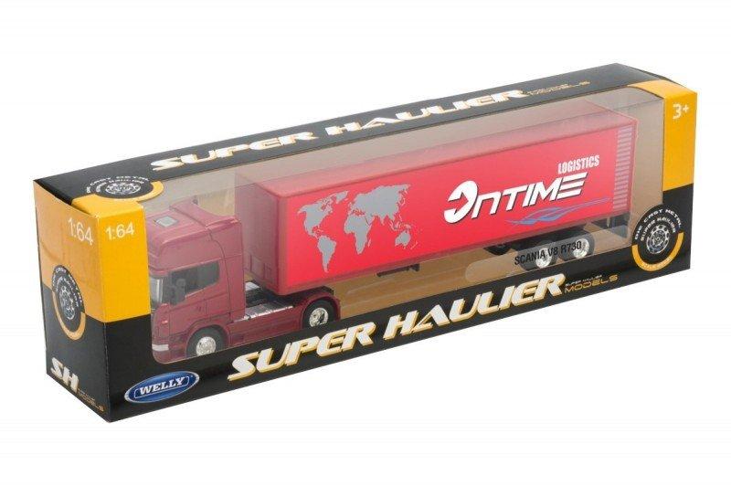 Ciężarówka Scania V8 R730