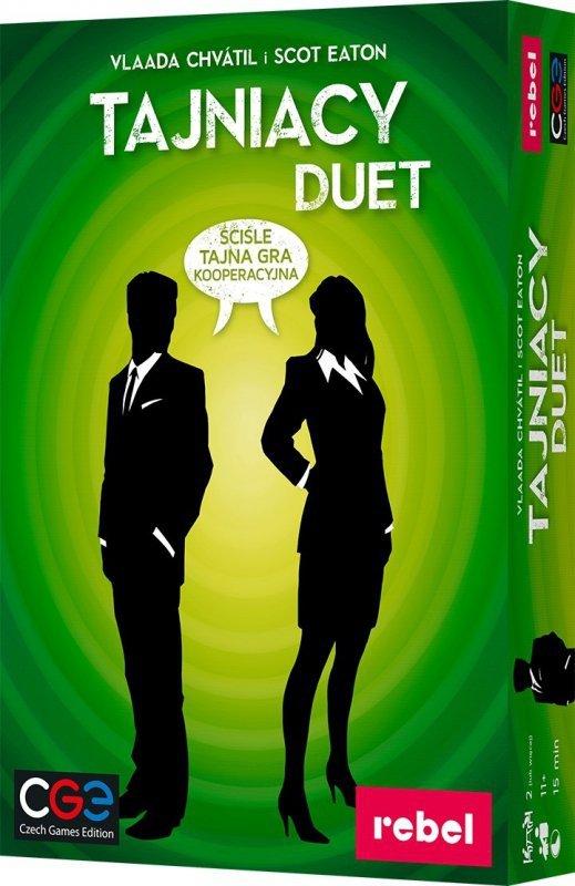 Rebel Gra Tajniacy duet