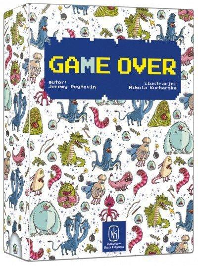 Nasza księgarnia Gra Game Over
