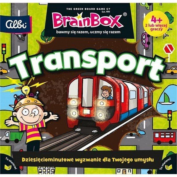 Gra Brainbox: Transport