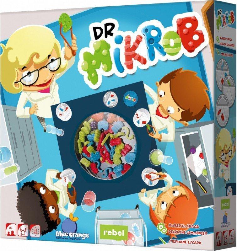 Rebel Gra Dr Mikrob