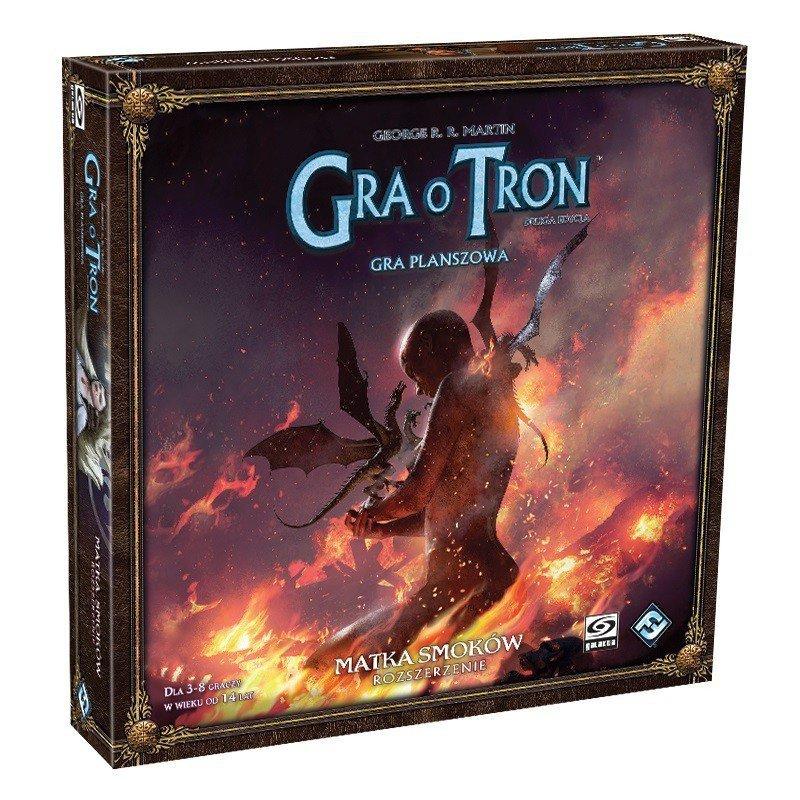Galakta Gra Gra o Tron: Matka smoków, Edycja druga