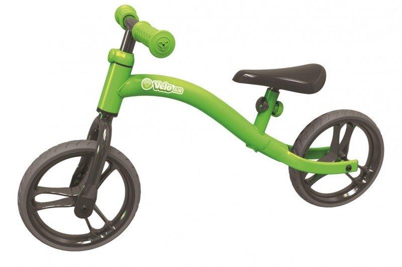 Yvolution Rowerek biegowy Velo Air zielony