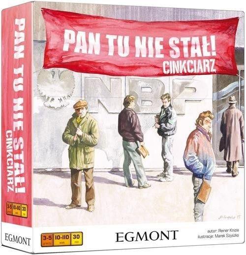 Egmont Gra Pan Tu nie stał: Cinkciarz