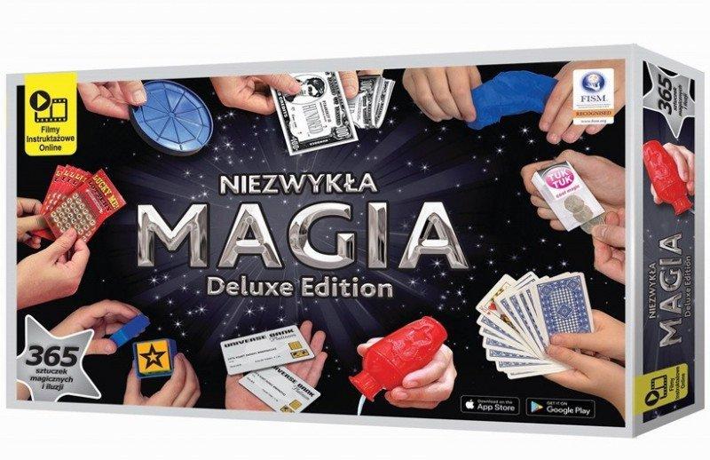 Cartamundi Sztuczki magiczne Niezwykła Magia Deluxe Edition