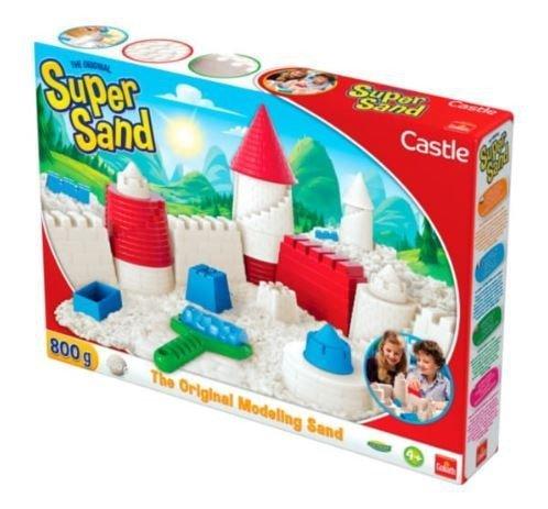Goliath Piasek kinetyczny Super Sand Castle Zamek