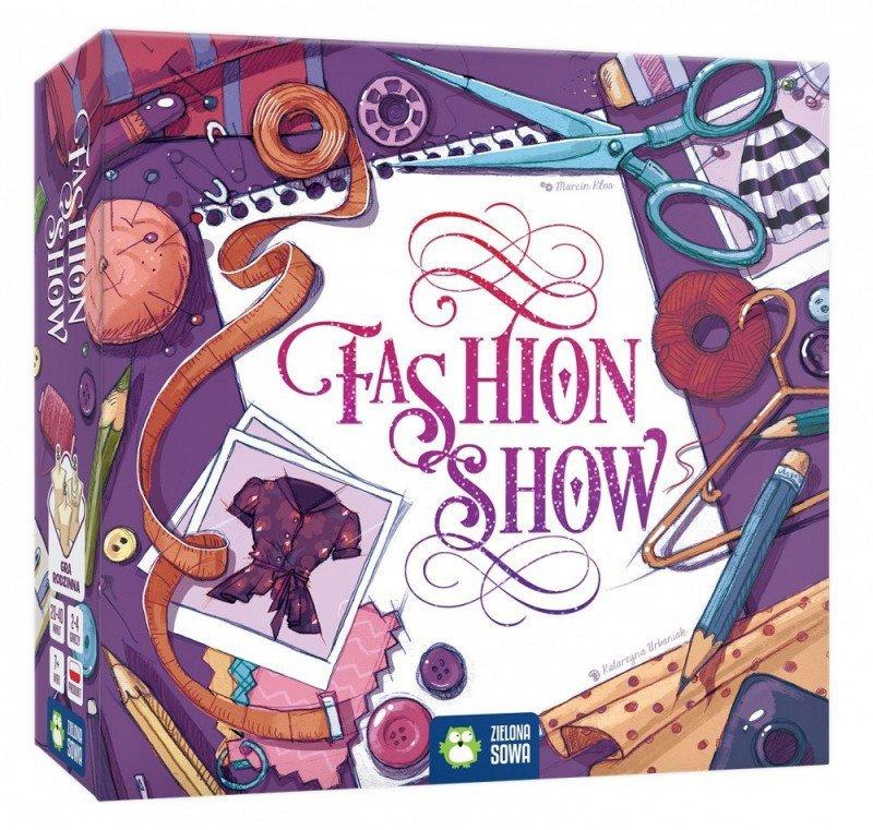 Zielona Sowa Gra Fashion Show