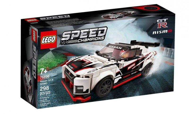 LEGO Polska Klocki Speed Champions Nissan GT-R Nismo