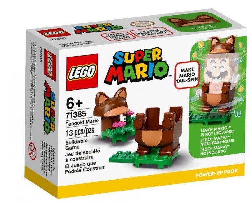 Klocki Super Mario Mario szop ulepszenie 71385