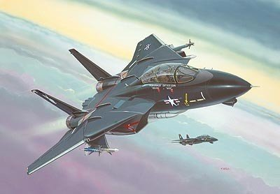 Revell REVELL F-14A 'Black Tomc at'