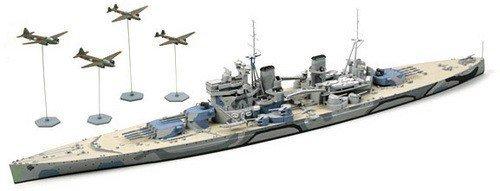 Tamiya Battleship Prince of Wales