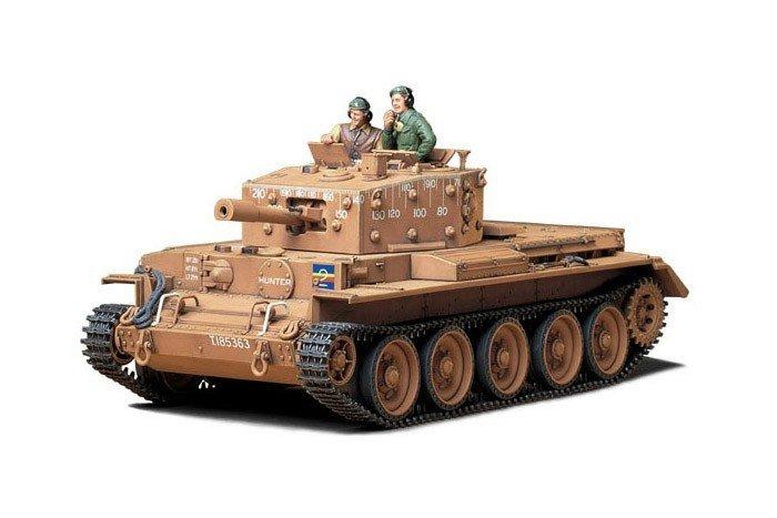 Tamiya TAMIYA Centaur Mk.IV w/9 5mm Howitzer
