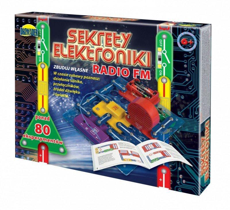 Dromader Sekrety Elektroniki Radio FM