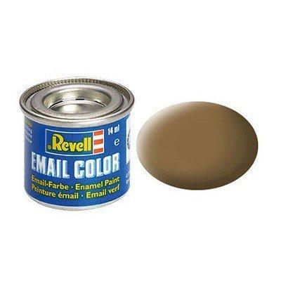 REVELL Email Color 82 Da rk-Earth Mat
