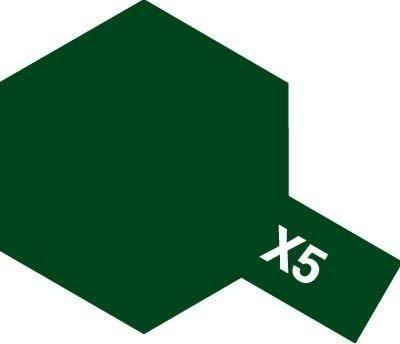 Tamiya Farba Acrylic Mini X-5 Green 10ml