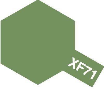 Tamiya Farba Acrylic Mini XF-71 Green