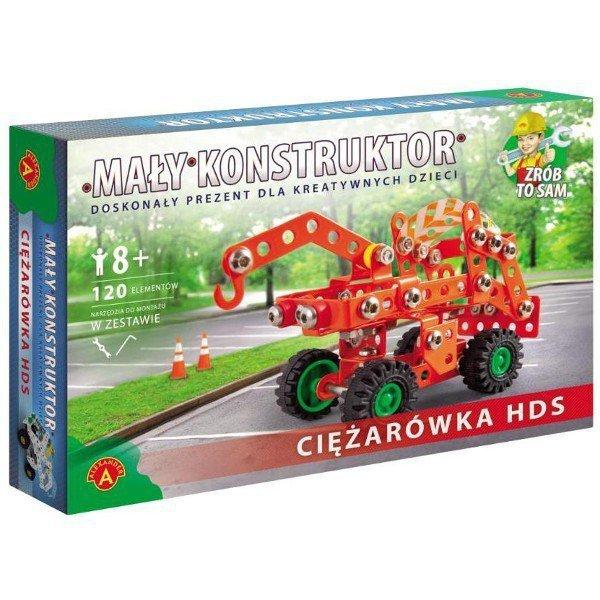 Alexander Mały konstruktor Ciężarówka HDS