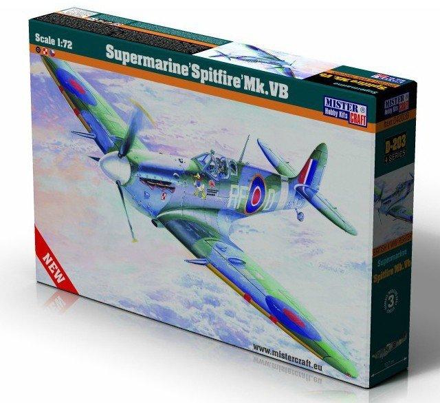 Mistercraft Supermarine Spitfire Mk. VB