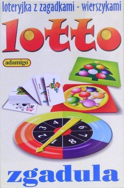 Adamigo Loteryjka Lotto Zgadula